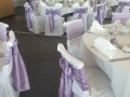 Lilac and White at Seaford Head Golf Club