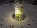 Fairy Lit Centre Pieces