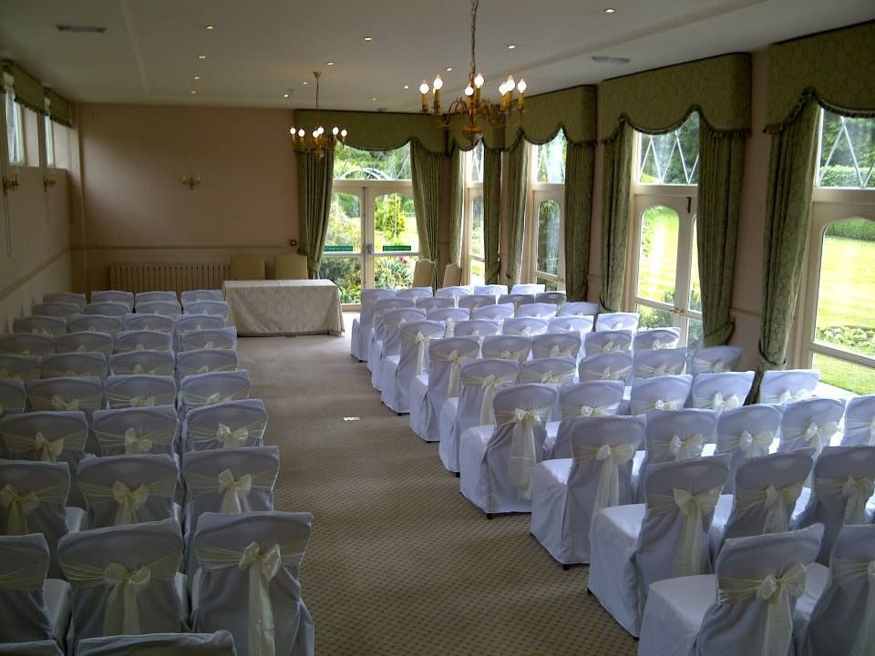 Wedding Chairs at Horsted Place