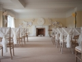 Chivair chairs with ruffle hoods at Florence House in Seaford