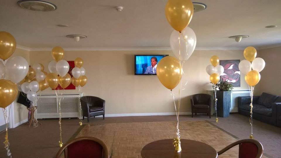 Engagement Balloons