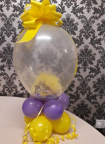 Sweet Filled Balloon