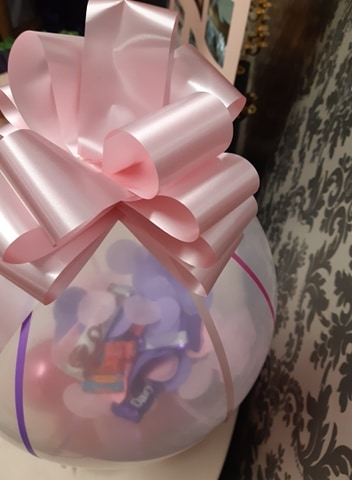Large Sweet Filled Balloon