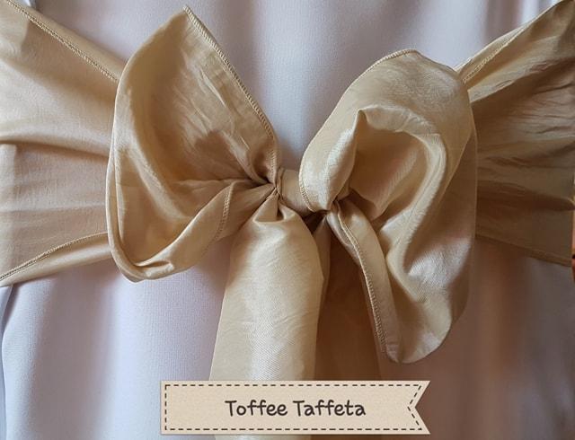 TOFFEE TAFFETA