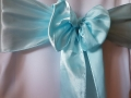 PALE BLUE SATIN